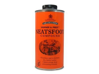 Carr & Day & Martin Neatsfoot Oil - For Horses and Ponies - 500ml - BN