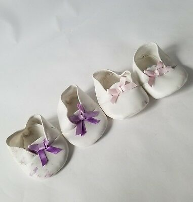 Playmates Amazing Amy Replacement Doll Shoes 2 pair 1998