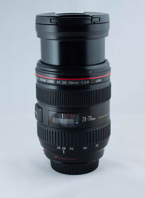 Canon EF 24-70 mm F/2.8 L USM Objektiv (Version 1)