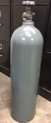 15 lb. Aluminum CO2 Cylinder Tank  Reconditioned - Fresh Hydro Test!  CGA320
