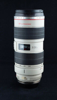 Canon 70-200 mm f2.8L IS USM  Lens Objektiv