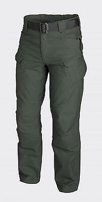 Helikon Tex Urban Tactical Pants UTP Ripstop Outdoor Pants Jungle Green 4XL