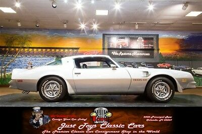 Firebird -- ilver Pontiac Firebird with 71,728 Miles available now!