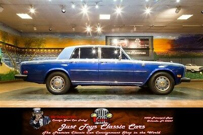 Silver Shadow -- 1975 Rolls-Royce Silver Shadow