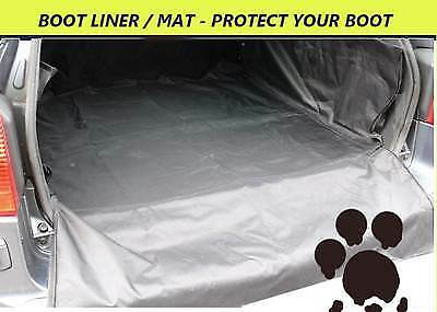HEAVY DUTY CAR BOOT LINER COVER PROTECTOR MAT  FOR VAUXHALL CORSA VXR 07-ON