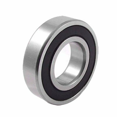 3X(6206-2RS Deep Groove Sealed Ball Bearing 30mm x 62mm x 16mm V3A4