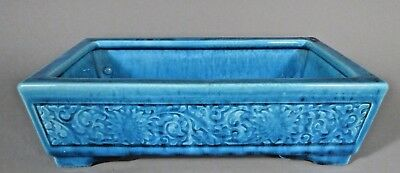 China Chinese Turquoise Glaze Brush Washer possibly Qing Dynasty ca. 18-19th c.