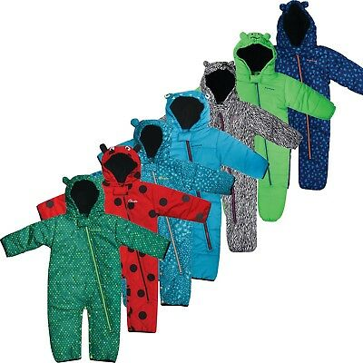 e0d28d19c222 DARE2B BREAK THE Ice Insulated Padded Kids Snow Suit Girls Boys Baby ...