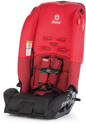 Diono 2018 Radian 3 R Latch Convertible Car Seat In Red Brand New!! Free Ship!!
