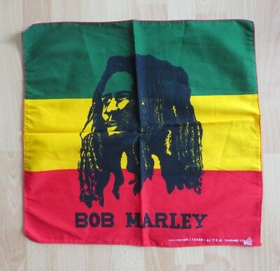 Bob Marley and the Wailers Reggae Rasta Jamaica Buffalo Soldier Classic Bandana