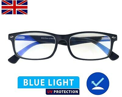 QUALITY Gaming Glasses Computer Anti Fatigue Blue Light Blocking UV Protection