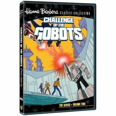 Challenge of the Gobots The Series Volume Two 2 - DVD - 1984  (MOD DVD-R)