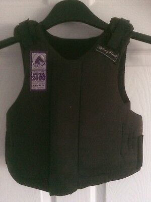 Childs Rodney Powell Horse Riding Body Protector