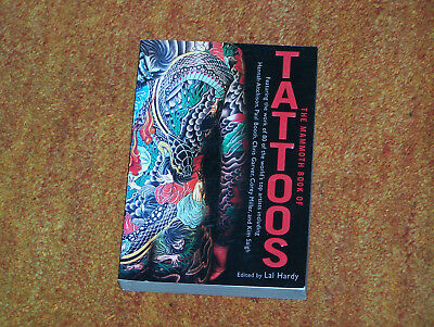 LAL HARDY The Mammoth Book of Tattoos sehr guter Zustand