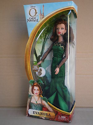 Disney Oz The Great and Powerful Fashion Doll Evanora