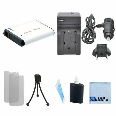 BP70A Battery + Charger for Samsung PL20 ST100 ST150F ST700 TL110 TL205 WB30F