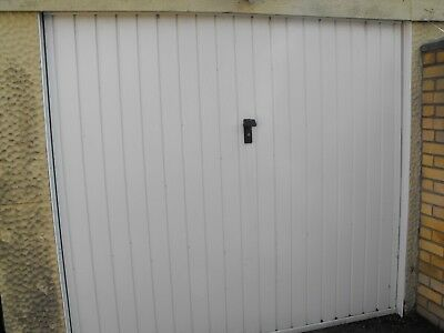 Cardale Garage Door Up And Over Excellent Condition Locks