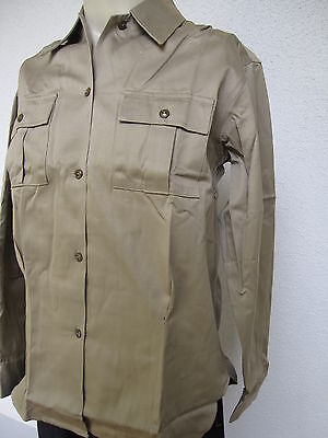 Us Army Femme Air Corps Kaki - Chino - Chemise Wac Wasp Force Aérienne Pilote