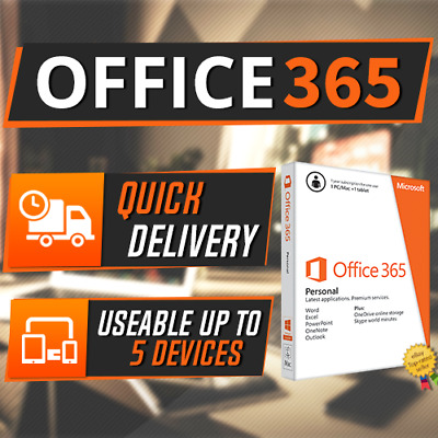 Office 365 | Fast Delievery | Installations Guide Included