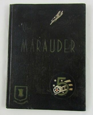 "Scarce WW2 Period USAAF 22nd Bomb Group ""Marauders"" Unit History-Named 1944"