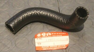 NOS Suzuki RM125 Radiator Outlet Hose #17852-14110 NEW BIN F