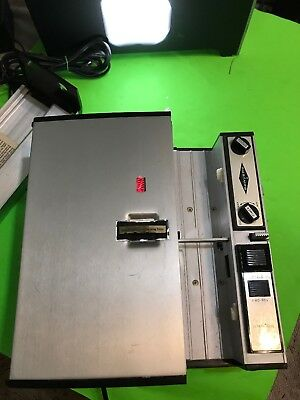 Sawyers Rotomatic 707 AQ Slide Projector Tested! Fast Shipping