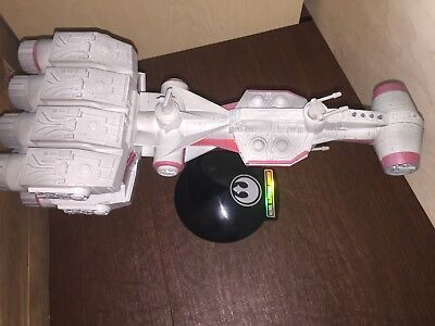 "NICE 16"" Star Wars Princess Leia's Tantive IV Starship Rebel Blockade Runner"