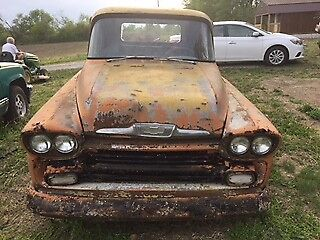1958 Chevrolet Other Pickups  1958 - 3100 Chevrolet Truck