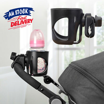 Bottle Drink Water Coffee Universal Stroller Cup Holder Bike Bag Baby Pram