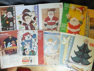 Christmas / Xmas / Winter Banners, Wall, Door, Hanging, Santa, Tree, Angel in PC