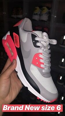 451f068937 Ds Nike Air Max 90 V SP INFRARED PATCH PACK COOL GREY WHITE 746682-106