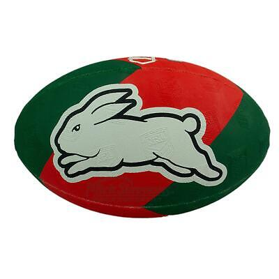NEW Steeden 2018 NRL South Sydney Rabbitohs Rugby League Ball Size 5 (Full Size)