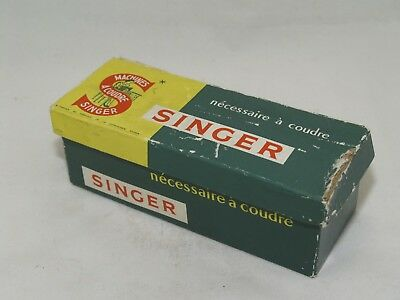 Vintage SINGER SIMANCO Sewing Machine Parts, Attachments, Accessories #9