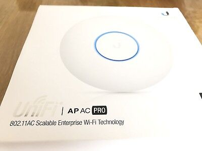 Ubiquiti UniFi AP AC PRO 802.11ac Access Point (POE Injector INCLUDED)