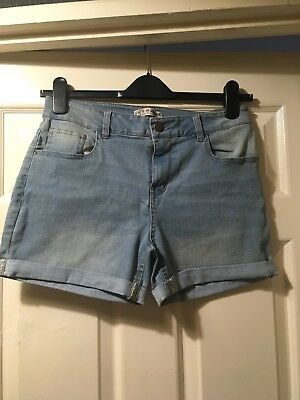 Atmosphere Size 14 Denim Shorts