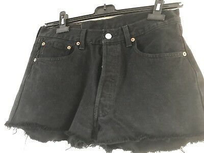 Ladies Vintage  Levi 501 Shorts