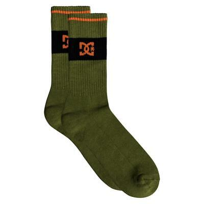 DC Shoes To Me  Calcetines Verde Hombre
