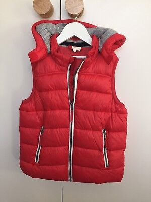 Seed Puffer Vest Size 8-9