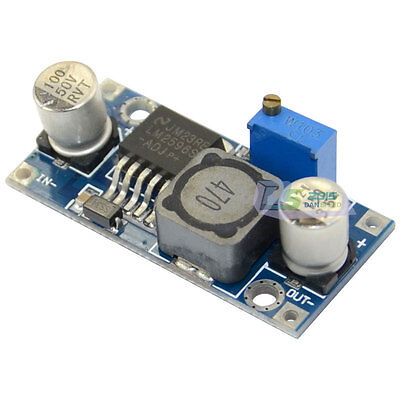 DC-DC Step Up Down Boost Buck Adjustable Voltage Converter Module LM2596S