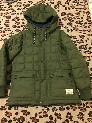 Country Road Boys Quilted Puffer Jacket Coat