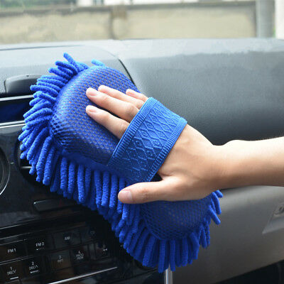 Car Cleaning Brush Cleaner Tools Microfiber Super Clean Car Windows Cleaning