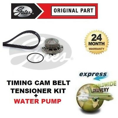 GENUINE GATES Timing Cam Belt Water Pump Kit GATKP15015