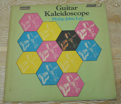 LP Philip John Lee - Guitar Kaleidoscope - Vinyl - Chapter One Records LRS 5003