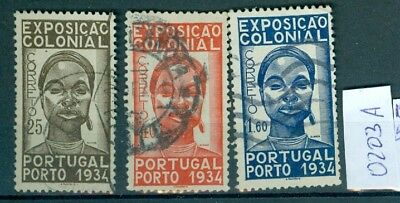(0203A) Portugal Expo 1934 MiNr. 580 ME 19