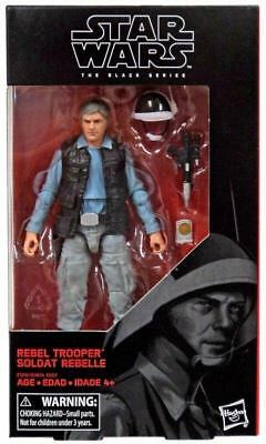 "In STOCK Hasbro Toys Star Wars Black Series ""Rebel Fleet Trooper"" Action Figure"