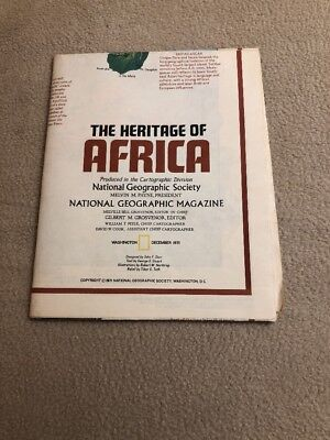 National Geographic The Heritage Of Africa