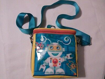 Pylonessmall sizeinsulated robotlunch bagwith detachable shoulder strap VGC