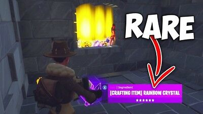 Rainbow Crystal X20 For fortnite Save The World Pc/ps4/Xbox Insane Deal