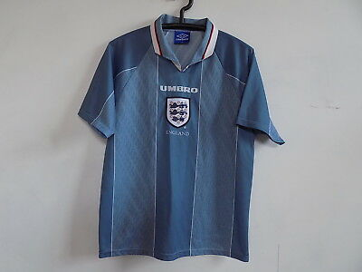 Vintage England football shirt Umbro size M very good condition & clean