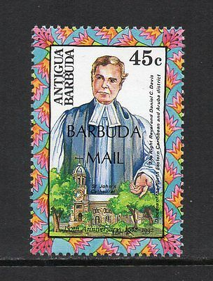 Barbuda - 1993, 150th Anniversary of St. John's Cathedral, MNH